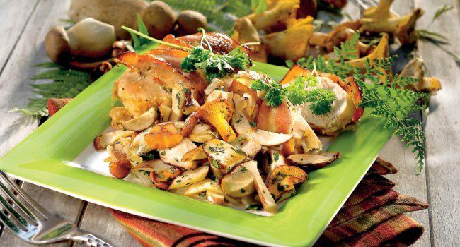 salata-de-pui-cu-ciuperci